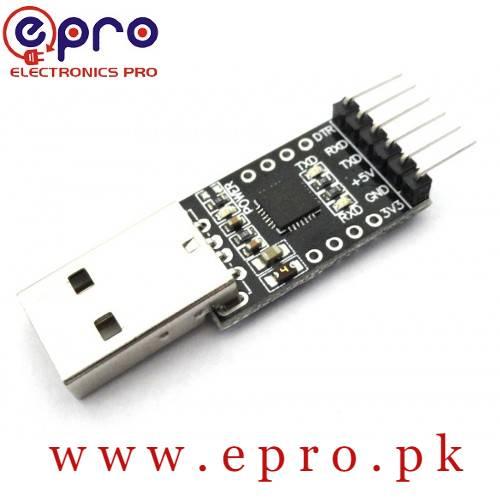 CP2102 USB 2.0 to TTL Module in Pakistan