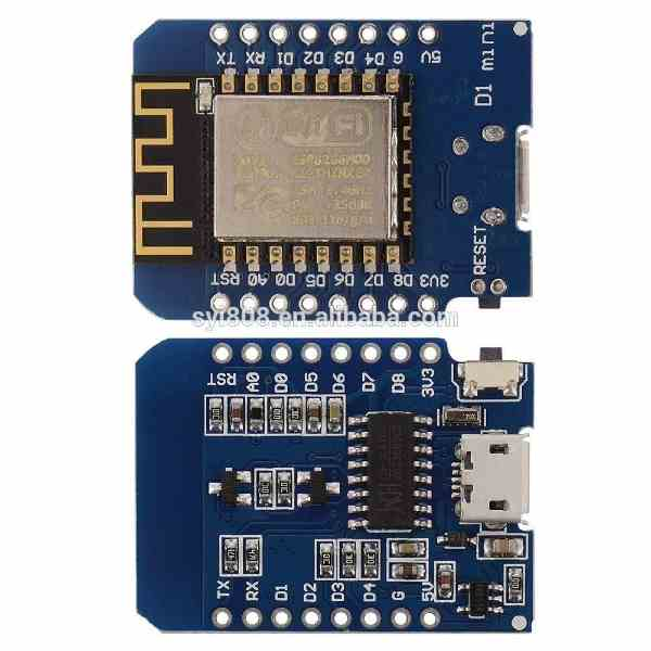 D1-Mini WIFI Development Board