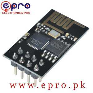 ESP8266 WiFi ESP-01 Serial Module in Pakistan