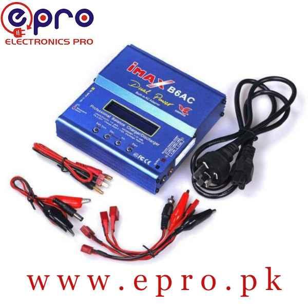 IMAX B6AC 80W LIPO Battery Balance Charger in Pakistan