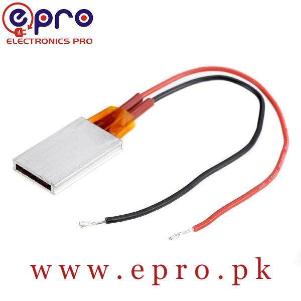 12V 50W Heater Plate Thermostat PTC in Pakistan