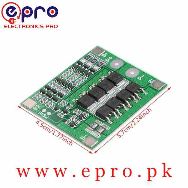 BMS 3S 40A Amps Lipo Battery Protection Board in Pakistan