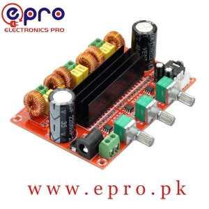 2.1 Channel High Power Digital Audio Amplifier TPA3116 in Pakistan
