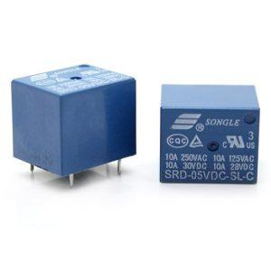 5v-5-pin-relay-SPDT