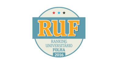 RUF 2016 - As melhores universidades de Engenharia de Produção