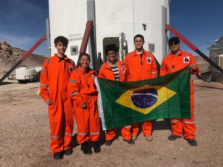IMG 2750 300x225 - Professor de Engenharia de Produção no comando de uma estação de pesquisa sobre Marte