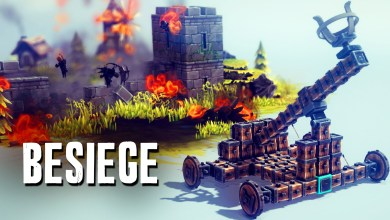 maxresdefault 1 - Besiege - construir, destruir e se divertir!