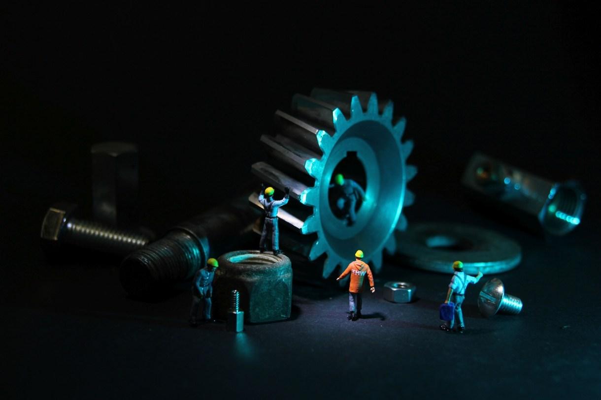 mechanical engineering 2993233 1920 - A Engenharia de Produção e sua importância para Sociedade