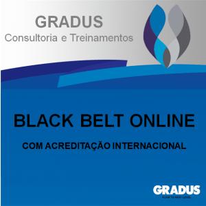 BLACK BELT ONLINE - Formação Internacional BLACK BELT (COMBO)