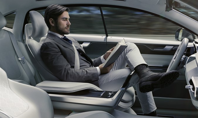 carro autonomo - Indústria automotiva passa pelas maiores transformações das últimas décadas