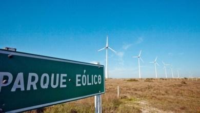 parque eolico no rio grande do sul - A Energia dos Ventos