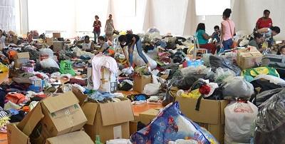 TRAGEDIA.SAMARCO.SOLIDADARIEDADEBRASILEIROS - A importância da Logística Humanitária