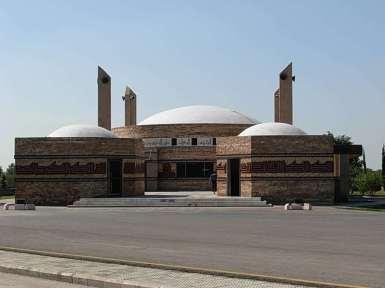 Alfalah Mosque Bahria Town Executive Lodges Lahore