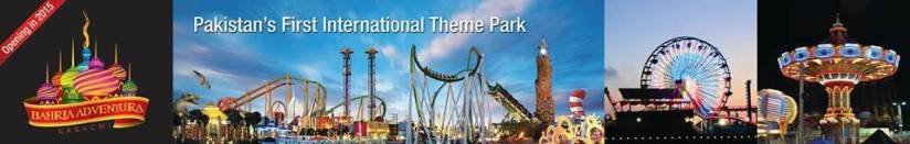 Bahria Theme Park Karachi