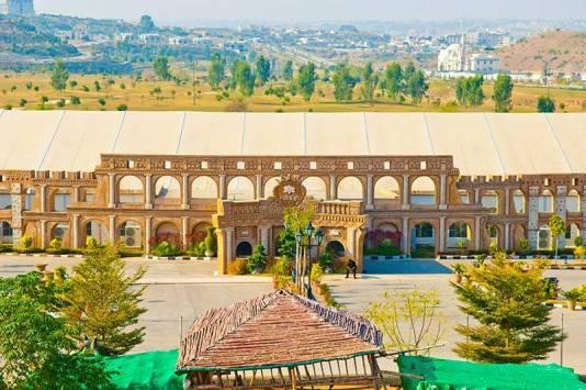 Bahria Town Islamabad Rubaish Marquee & Lawns Islamabad