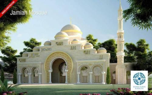 Bahria Town Karachi Jamia Mosque