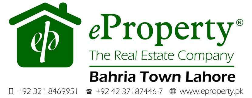 Bahria Town Lahore Plots & Houses for Sale