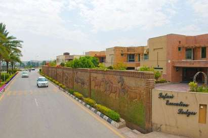 Bahria Town Rawalpindi Executive Lodges