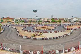Bahria Town Rawalpindi Go Kart