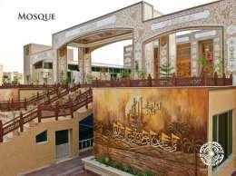 Bahria Town Rawalpindi Mosque