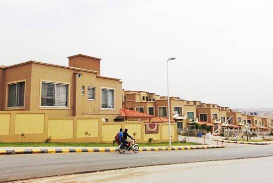 Defence Villas Sector F Phase 1 DHA Islamabad