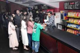 Entertainment at DHA Lahrore Cinema