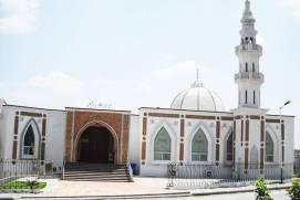Jamia Masjid Sector F Phase 1 DHA Islamabad