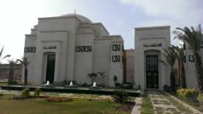 Mosque Bahria Garden City Islamabad