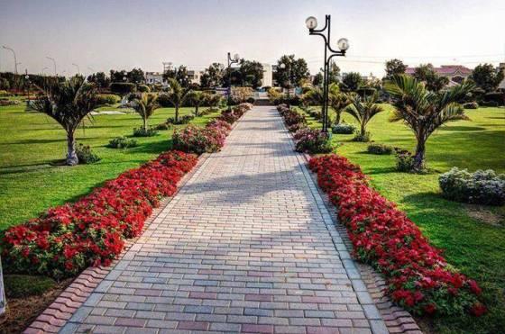 Nisar Shaheed Park Phase IV DHA Karachi