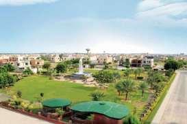 Sector B Park Bahria Town Lahore