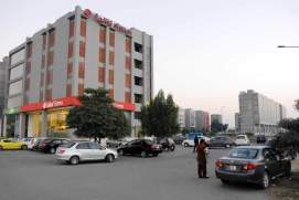 Sector C Commercial Phase V DHA Lahore