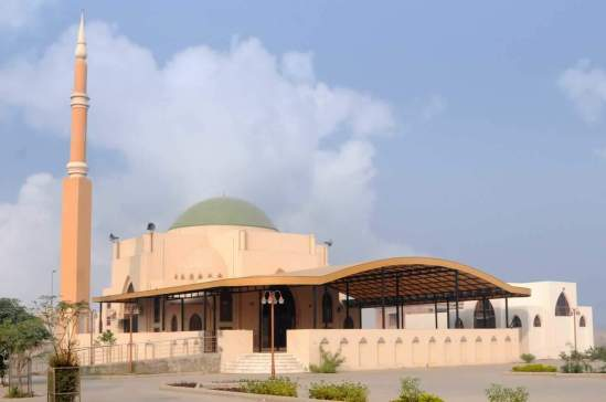 Sector H Mosque Phase V DHA Laohre