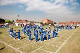 Sports Complex Sector XX Phase III DHA Lahore