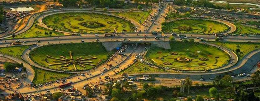 Lahore Ring Road Interchange