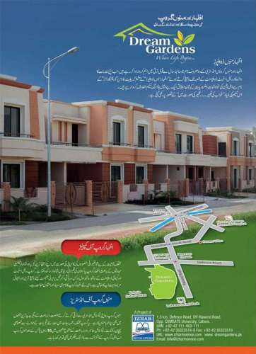 Izhar Monnoo Developers Dream Gardens