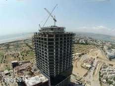 Bahria Town Icon Karachi Development Status September 30, 2014
