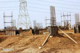 Mosque Site Progress Bahria Town Karachi