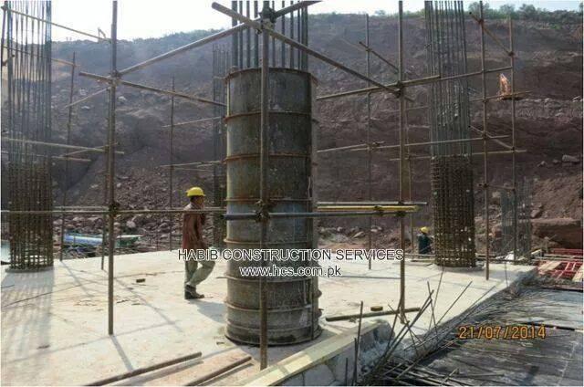 Sheraton Hotel Bahria Golf City Islamabad Development Status July 21, 2014-1