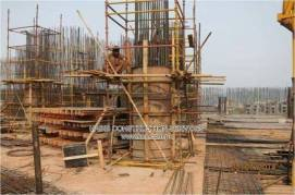 Sheraton Hotel Bahria Golf City Islamabad Development Status July 22, 2014