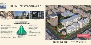 DHA Penta Square Phase 5 Lahore Booking