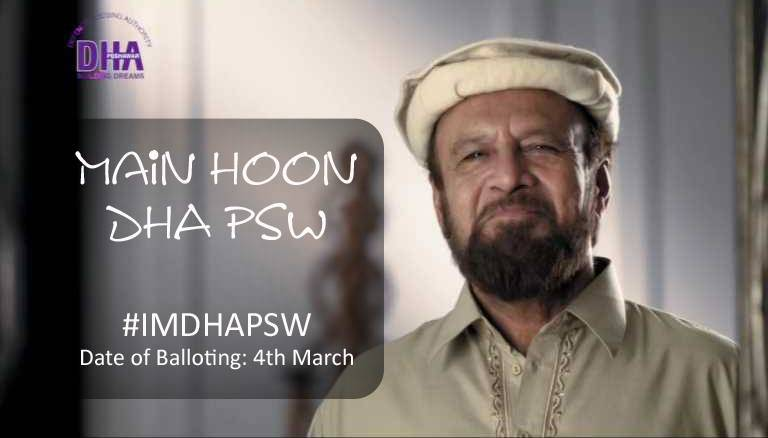 DHA Peshawar balloting on 4th March, 2016