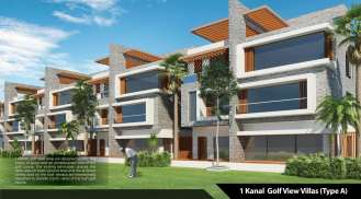 Defence Raya 1 Kanal Golf View Villas Type A