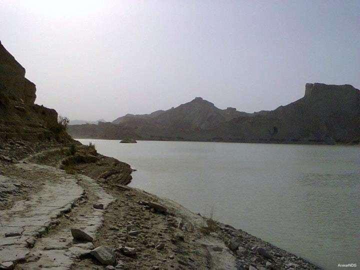 Akra Kaur Dam Gwadar