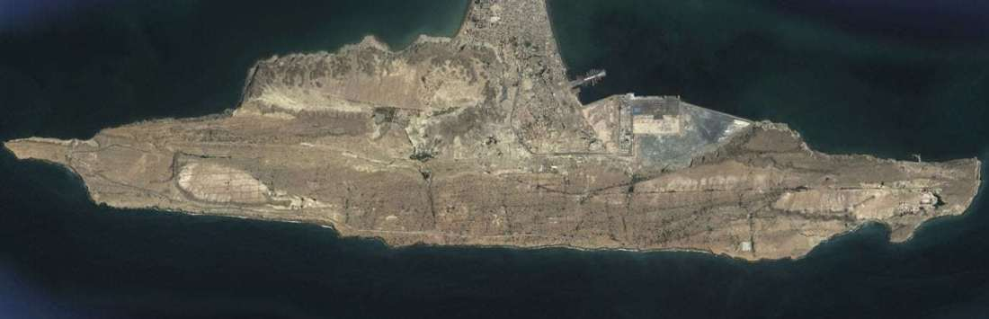 Sangar Housing Gwadar Satelite View
