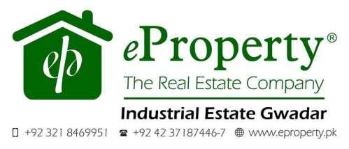Industrial Estate Gwadar Plots for Sale
