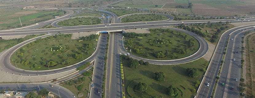 Work on Lahore Ring Road Southern Loop started