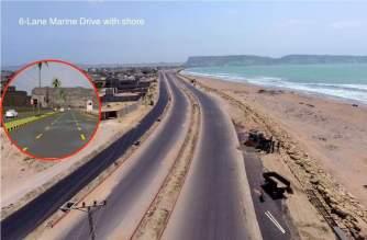 6-Lane Marine Driver with Shore