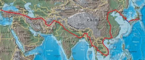 AH1 - Asian Highway Network