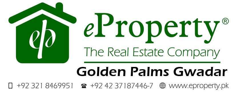 Golden Palms Gwadar Plots & Houses for Sale