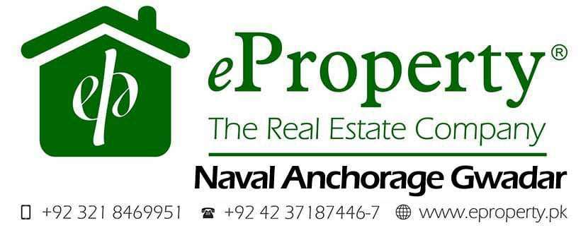 Naval Anchorage Gwadar Plots & Homes for Sale